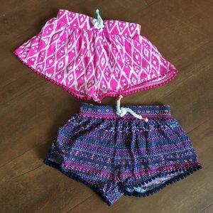 Bundle of Boho Shorts